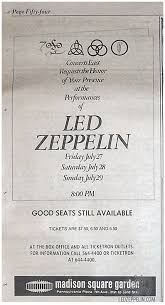 led zeppelin celebration day box set amazon black friday madison square garden july 27 1973 new york led zeppelin