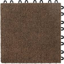 Outdoor Carpet For Rv by Indoor Outdoor Carpet Tiles Rv Patio Rug 9x12 Resistant Reversible