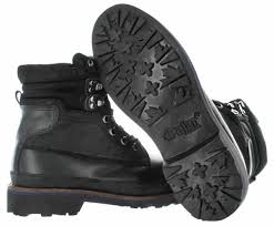 pajar earl men u0027s waterproof leather snow boots ebay