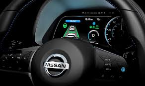 nissan leaf next gen nissan teases self driving features for the next gen leaf