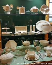 shopping in belleek pottery in northern ireland a dish lover s