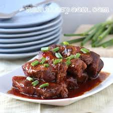 Crock Pot Barbecue Ribs Country Style - slow cooker asian barbecue ribs country style pork ribs garlic