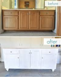 Painting Bathroom Cabinets Color Ideas by 25 Best White Bathroom Cabinets Ideas On Pinterest Master Bath