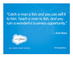 quotes victory success catch a man a fish