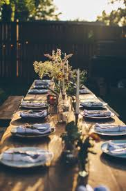 outdoor dinner parties picmia