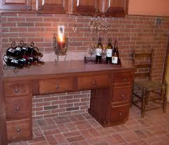 brick tile kitchen backsplash great home decor kitchen brick
