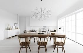 Black Dining Room Light Fixture Scandinavian Dining Room Ideas Modern Black Dining Table Set Room