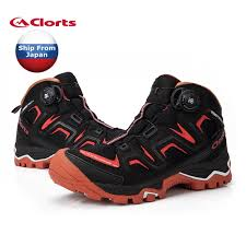 shipped from japan warehouse 2016 clorts hiking boots boa fast