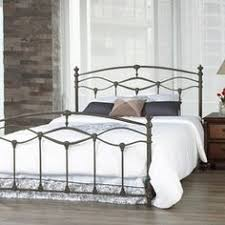 Iron Rod Bed Frame Iron Bed Gallery Iron Beds Wrought Iron Beds Sleigh Beds