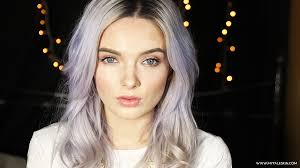 how to make hair white my pale skin so i accidentally dyed my hair purple