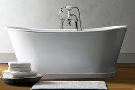 5 free standing bath tubs for a sleek bathroom