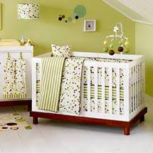 bubble fun four piece crib bedding set