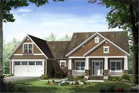 craftsman house plan 3 bedrms 2 baths 1619 sq ft 141 1096 - Craftsman Home Plan