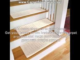 carpet stair treads youtube