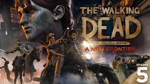 target ps4 games black friday vg24 final episode of the walking dead a new frontier drops at the end