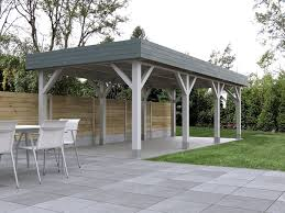 national parks protected land keops interlock log cabins keops mariposa moderna style flat roof gazebo outdoor projects
