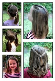 hair styles for 2 years olds girly do hairstyles by jenn school week 2 callie s hair