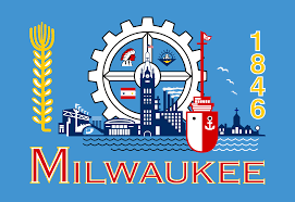 Ruffin Flags Aspirations For A New Milwaukee Wrapped In A Flag The Milwaukee