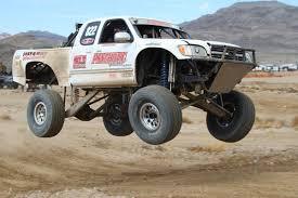 prerunner truck fabrication creating a custom long travel suspension