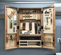 Wood Tool Box Plans Free by 192 Best Tool Chest U0026 Cabinet Images On Pinterest Tool Storage