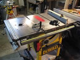 dewalt table saw dw746 extension wing needed for dewalt 746 kenny dunn lumberjocks dw746
