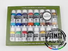 vallejo game color acrylic paint gw conversion chart ebay