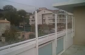 pare vent verre panneaux coupe vent terrasse transparents sur mesure