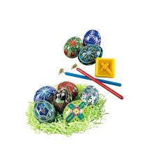 easter egg decorating kits ukrainian egg decorating kit easter crafts magic cabin
