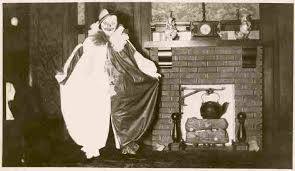 Anonymous Halloween Costume Vintage Halloween Photos Creepy David Lynch