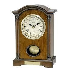 Contemporary Grandfather Clock Bulova Mantel Clocks Best Antique And Contemporary U2013 Clock Selection