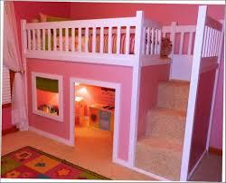 cabane fille chambre gracieux cabane fille lit fille cabane maison chambre enfant