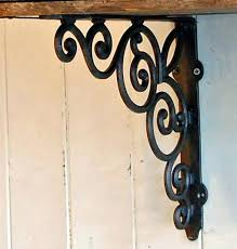 shelf amazingly decorative wood shelf brackets to your space diy