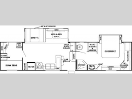 silverback rv floor plans used 2003 forest river rv cedar creek 362 bbs fifth wheel at fun