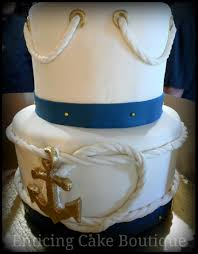 nautical themed wedding cakes nautical navy wedding cake cakecentral