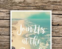 Save The Date Destination Wedding Beach Save The Date Etsy