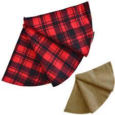 Moose Christmas Tree Skirt Online Get Cheap Buffalo Check Aliexpress Com Alibaba Group