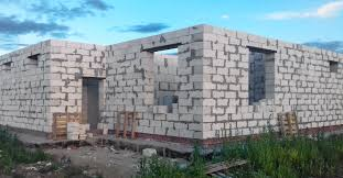 concrete block houses aerated concrete blocks and 3d printing technology perspectives