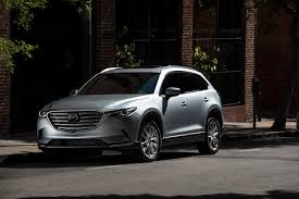 mazda sedan models list mazda cx 9 makes list of north american suv of the year finalists