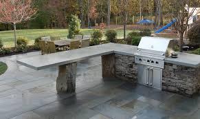modern patio patio kitchens