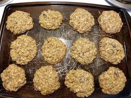 healthy honey oatmeal cookies recipe genius kitchen