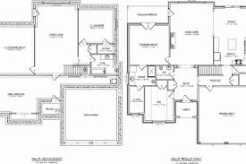 house plan with basement ranch house plans with basement awesome basement floor plans