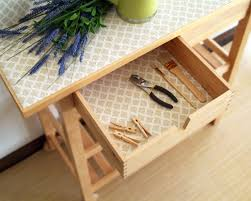 Paper Table L Shelf Design Shelf Design Outstanding Paper Liner Diy Adhesive