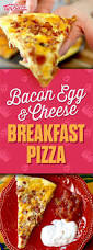 20 minute easy breakfast pizza recipe with video tipbuzz