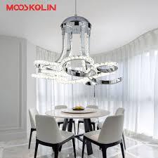 ladari per sala da pranzo moderno creativo ladari di cristallo di illuminazione per sala