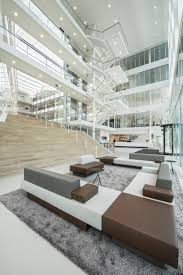 si e social danone danone innovation center modern design corporate office spazi