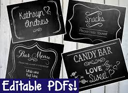 wedding signs template 25 images of chalkboard wedding signs template bosnablog