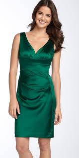 dark green satin dress glamorous green tourmaline pinterest