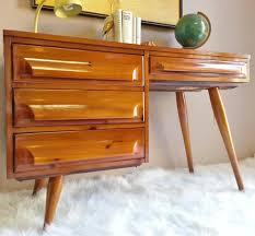 Mid Century Modern Desk For Sale Vintage 1950 S Franklin Shockey Mid Century Modern Desk Mid