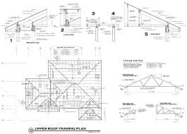 44 roof framing plan drawings 31 equal pitch roof figure 6 32 flat roof framing roof framing plan