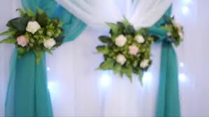 Wedding Ceremony Decorations Wedding Arch At The Ceremony Decorations For A Wedding The Groom